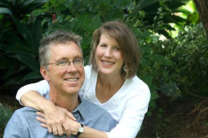 Sherri and Steve Letchford